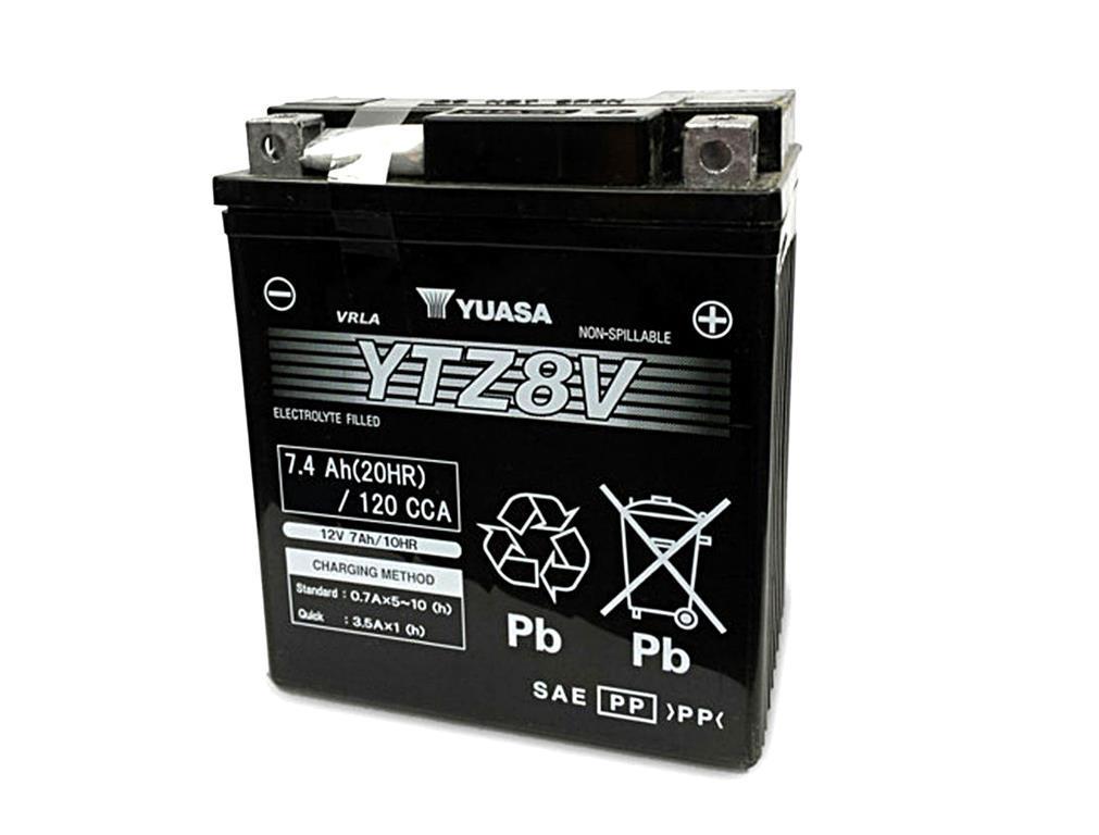 Batterie Yuasa YTZ8S