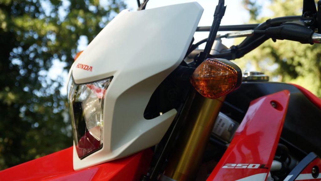Honda Enduro CRF250 2012-2019